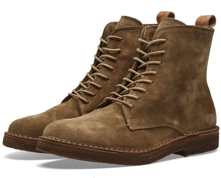 Astorflex suede boots.
