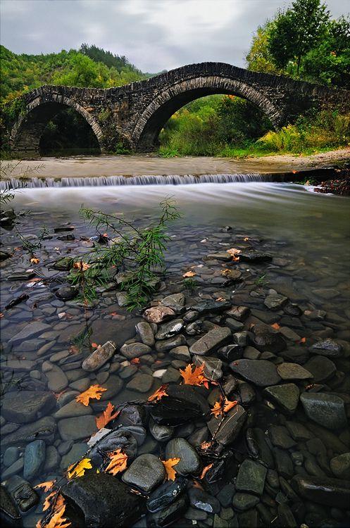 Zagori, Epirus, Greece Photo by Maria Kaimaki |