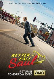 Watch Better Call Saul (2015– ) full latest episodes online. Synopsis: He wasn't always Saul Goodman, ace attorney for chemist-turned-meth dealer Walter White. Six years before he begins to represent Albuquerque's most notorious criminal, Goodman is Jimmy McGill, a small-time attorney hustling to make a name for himself. He's a forceful champion for his low-income …