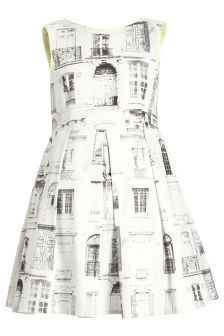 Window Pane Prom Dress (3-14yrs)