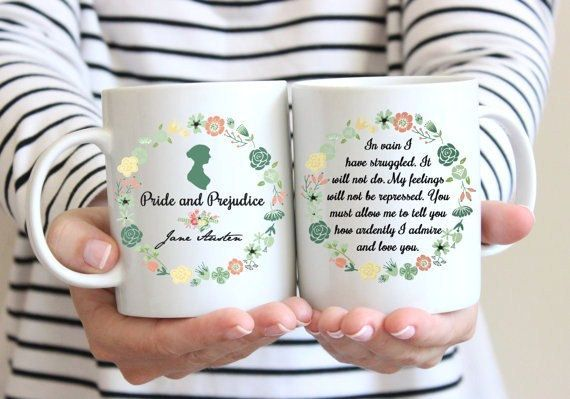 18 Sweet Gifts That Will Make Every 'Pride and Prejudice' Fan Swoon