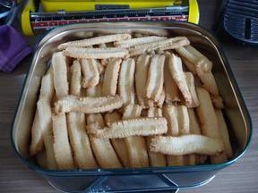 Plätzchen 2012 : Spritzgebäck mit der KitchenAid Rezept - Rezepte kochen - kochbar.de - mobil