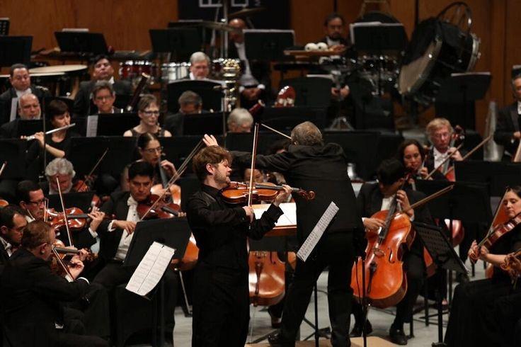 La presentación de la Orquesta Sinfónica de Xalapa y del violinista eslovaco Milan Pal'a en el Teatro Morelos de la capital michoacana fue un cierre digno para el festival de ...