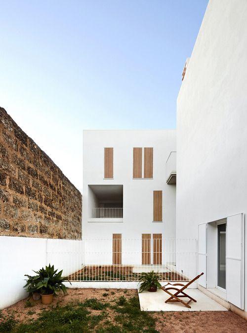 Ripoll Tizón - Social housing, Sa Pobla 2012