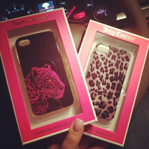 Juicy Couture iPhone Covers