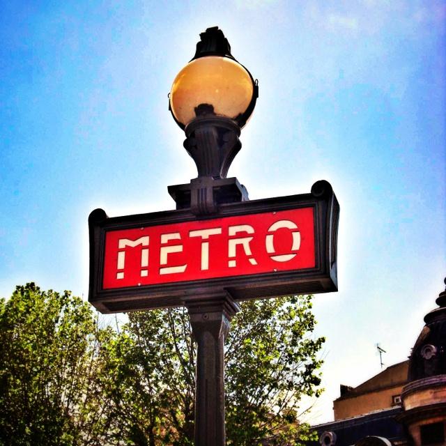 Paris City Metro