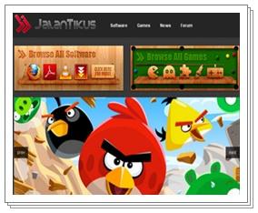 Download Gratis Jalantikus.com Tempatnya