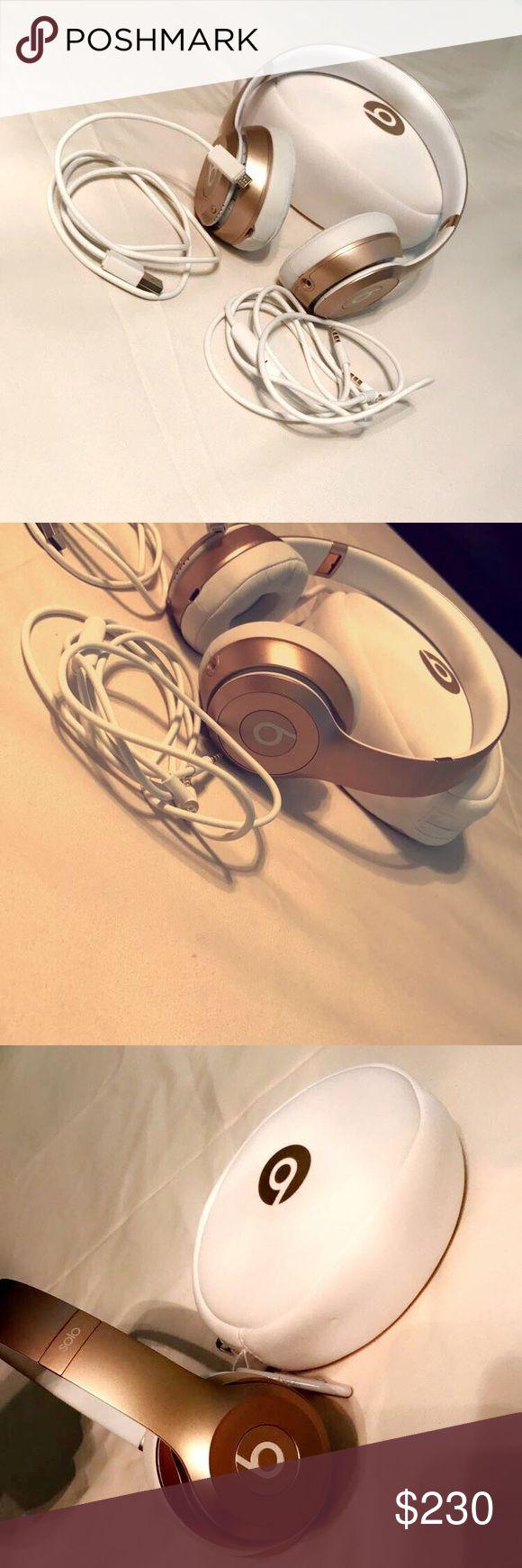 Beats by Dre Wireless Headphones - Gold Beats by Dre Headphones. Beats by Dre Other