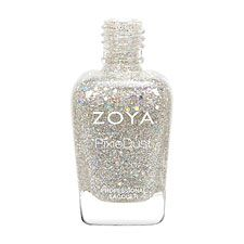 www.zoya.com  Zoya Cosmo from the Magical Pixie Collection: NEW Holographic PixieDust Nail Polish Colors