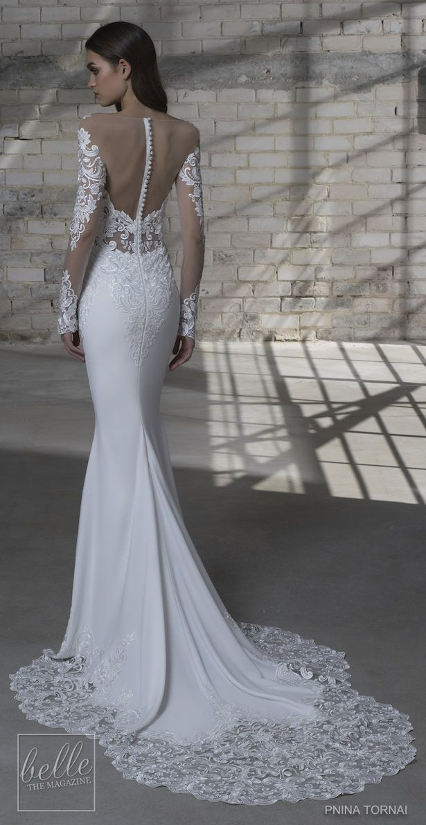 lovepnina tornai for kleinfeld wedding dress collection 2019