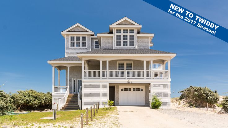 Black Tie - T11945 is an Outer Banks Oceanfront vacation rental in North Swan Beach 4x4 NC that features 5 bedrooms and 4 Full 1 Half bathrooms. This rental has wifi, a fireplace, and a hot tub among many other amenities. Click here for more.