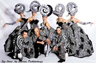 Шоу балеты костюмы