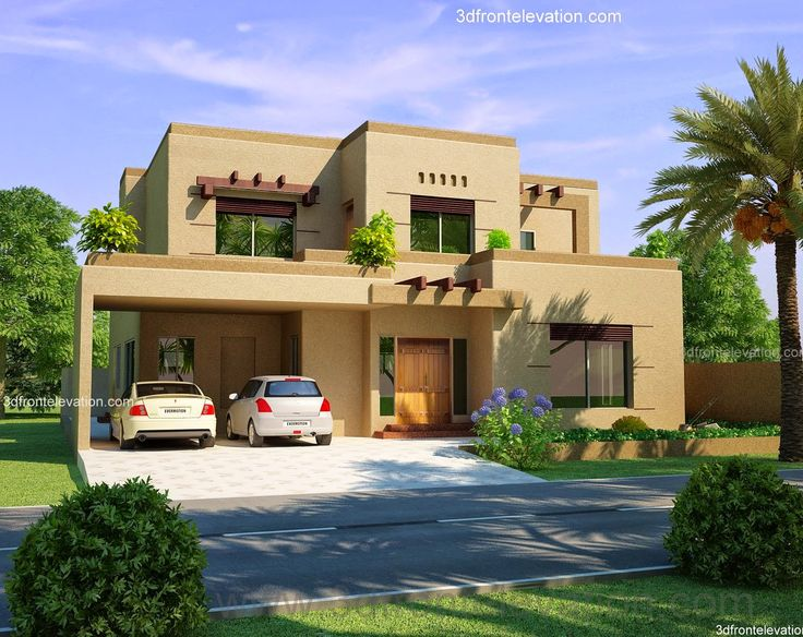 Front Elevation Landscape Ideas : Best images about d front elevation on pinterest