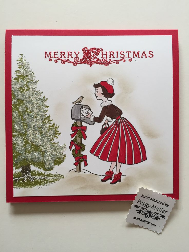 Stampin up Christmas in the Making