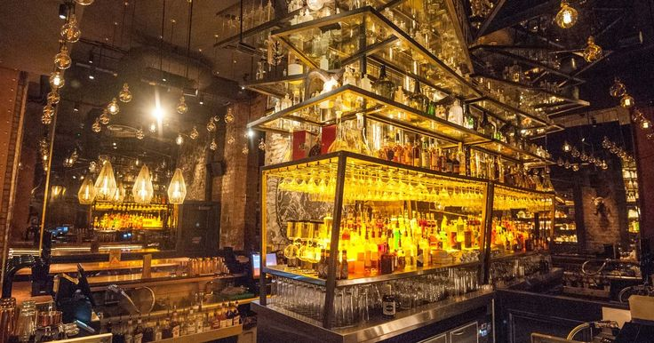 We have some fabulous cocktail bars in the city, from hidden speakeasies to tropical paradises.