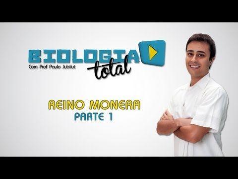 Reino Monera - Bactérias - Parte 1 - Prof. Paulo Jubilut - YouTube
