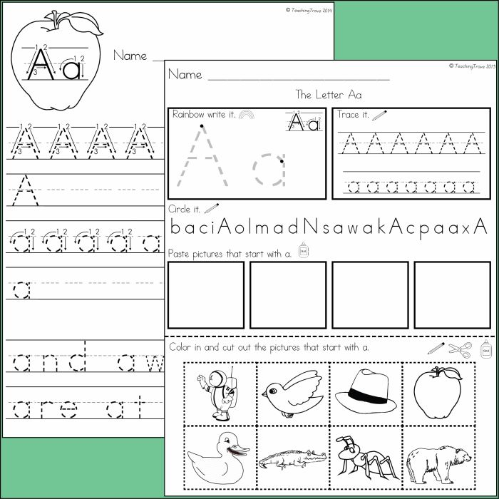Handwriting games and handwriting and alphabet worksheets to make handwriting fun!  Teach the alphabet and reinforce correct handwriting with this set of alphabet / handwriting sheets and two handwriting games