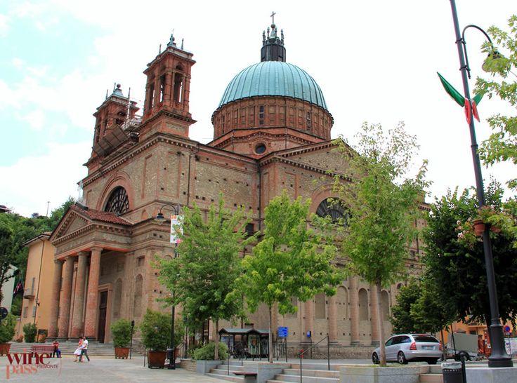 Parish church of Saints Quirico & Paolo in Dogliani, Langhe zone of Piemonte, Italy