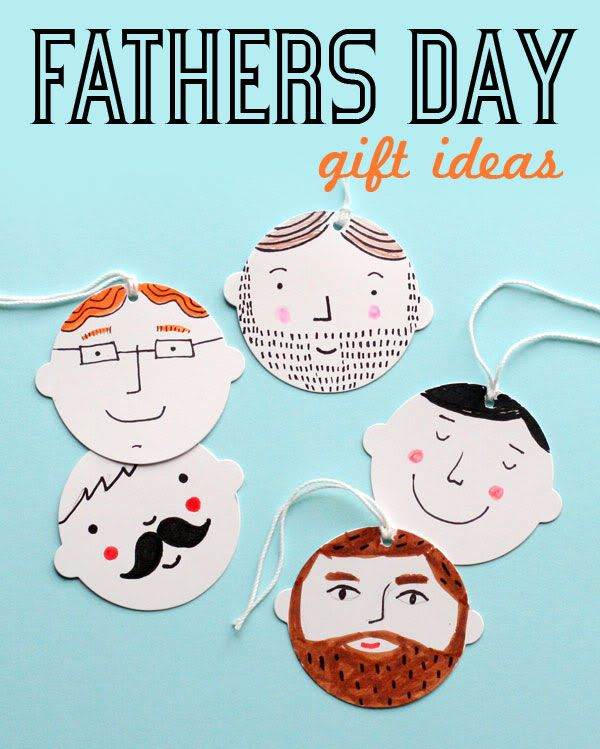 Make Fathers Day gifts