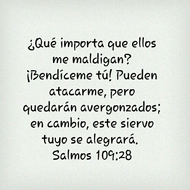 Salmos 109:28