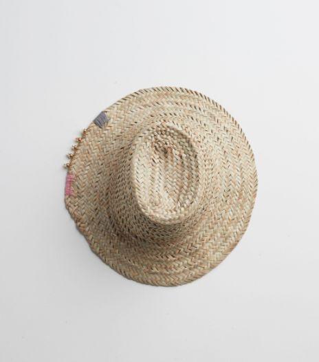 PICHULIK Hat by Nadya  PICHULIK SS17 Straw-hat  Buy Online: www.pichulik.com/shop