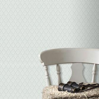 Vliesbehang ingmar groen (dessin 101810) | Behang | Behang | KARWEI