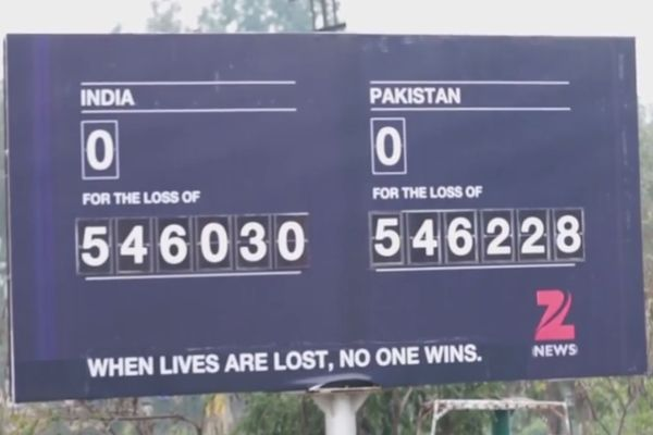 The 'Misunderstood Scoreboard' On The Day Of India – Pakistan Match