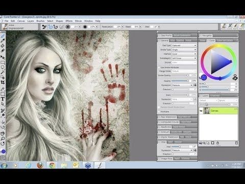 In this one hour webinar recording, Tanya Lux, Senior Product Marketing Manager from Corel discusses the benefits of using Corel Painter 12 and Wacom tablets. Tanya provides a variety of tips for making the most of the seamless integration between a Wacom tablet and Painter. Plus, she shares some pointers for getting started in Corel Painter 12+. Visit http://wacom.com