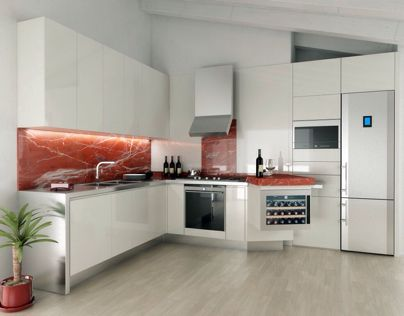 "Check out new work on my @Behance portfolio: ""Cucina ""fantastica"""" http://on.be.net/1mRCUZi"
