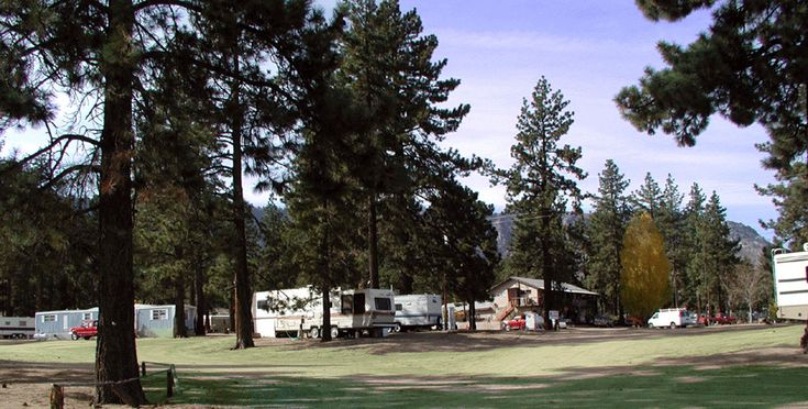 Sleepy Hollow RV Park Willits CA Passport America Campgrounds
