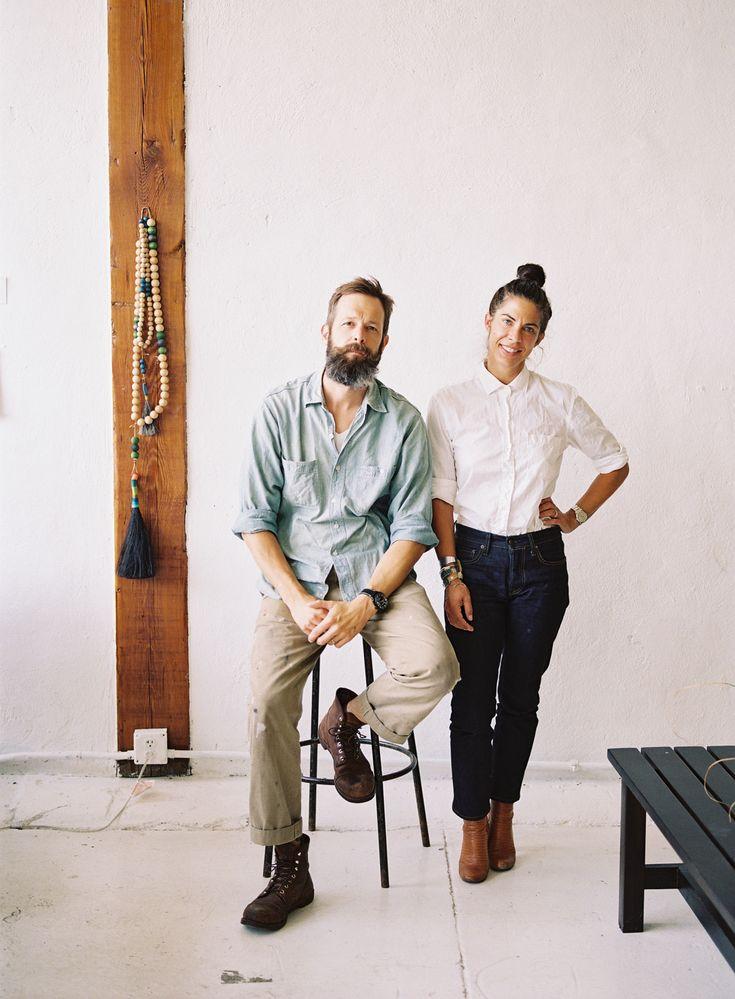 Nashville #Style: Imogene & Willie Kinfolk #fashion