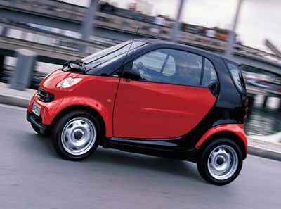 Smart Car - Now, we know this small wonder has suffered through a few jokes from us, but we only do so because love it so much. Thanks Smart Car!