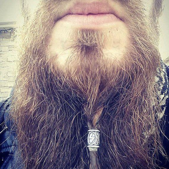 Perles de Runes Viking. Perles pour la barbe ou les par RuyaN