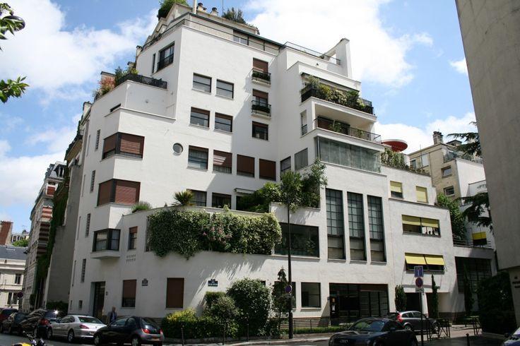 Rue Mallet-Stevens, Robert Mallet-Stevens   Paris   France   MIMOA