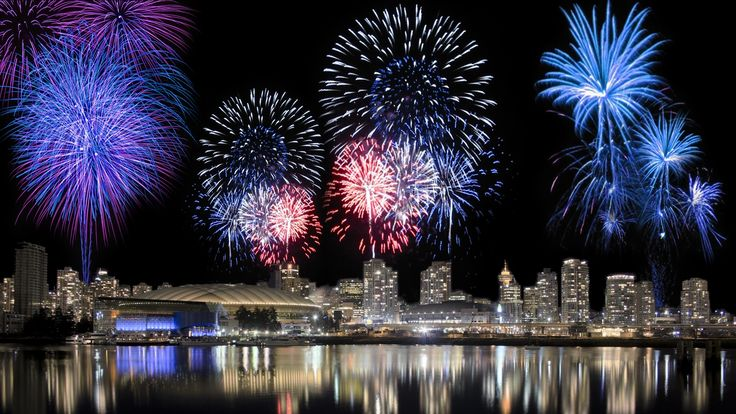 Download Animated Fireworks Background HD pictures in high definition