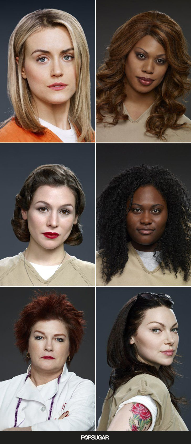 Pin for Later: Orange Is the New Black = the Best Girl Group Halloween Costume