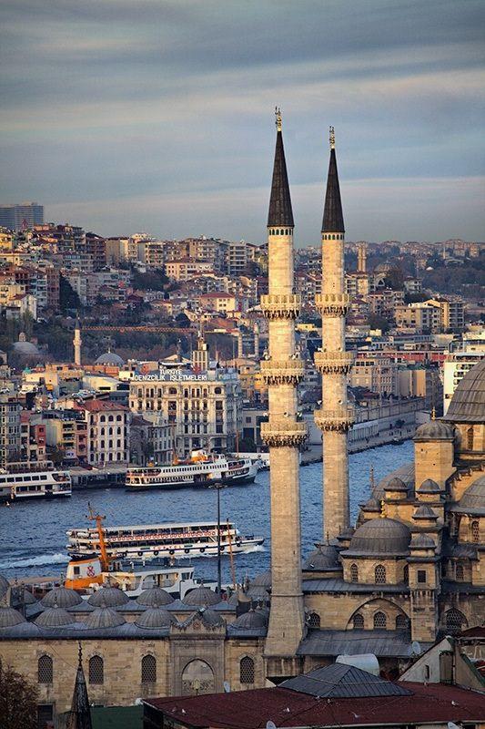 New mosque | Istanbul,Turkey