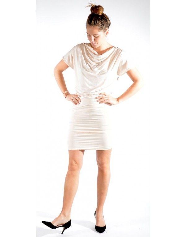 Vanilla Smooth dress http://www.corneliashus.no/bytimo-smooth-dress-vanilla.html
