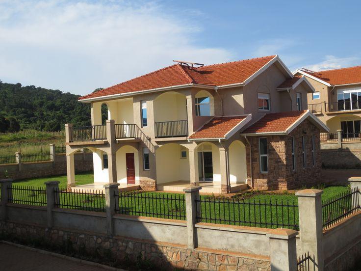 Mirembe Villas - Kigo Uganda East Africa buy villas in Uganda flexible payments available.
