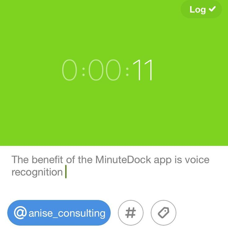 #TimeTracking I recently discovered one of the benefits of using @MinuteDock  on your mobile device is you can use #voicerecognition The task field is quite big! I integrate #MinuteDock with @Xero tracking my billables and creating sales invoices.  #Xero  #xerocon  #cloud  #cloudtechnology  #CloudBusiness  #automation #Accounting  #Bookkeeping  #startuplife  #entrepreneurs  #focused  #simplify  #taskmanagement  #organized #todolist  #workfromhome  #makeithappen  #empower #productivity…