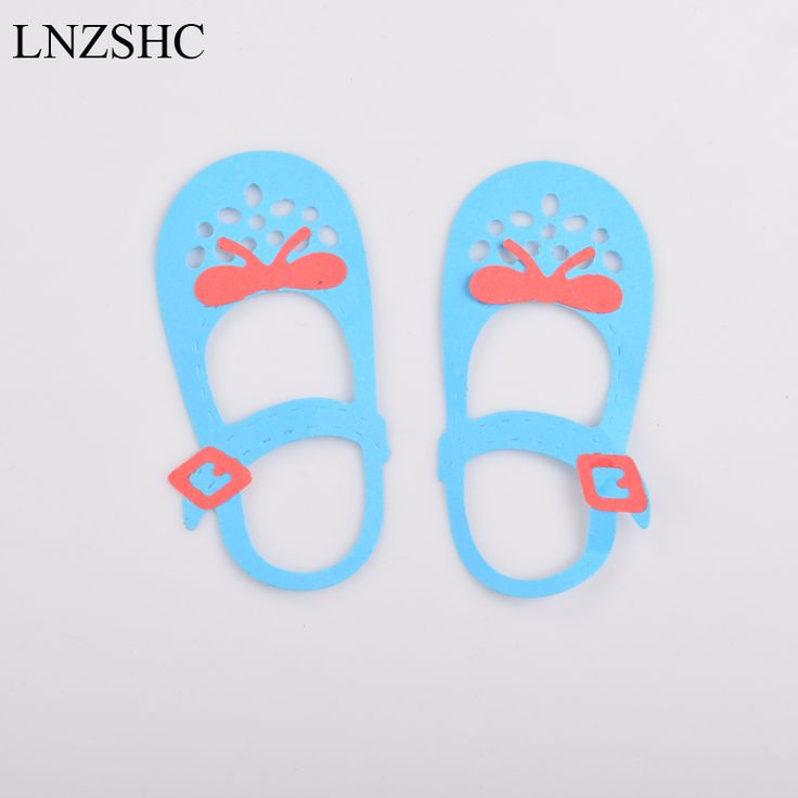 Baby Shoes Metal Cutting Dies Scrapbooking DIY Paper Craft Embossing Stencils Template Embossing machine fustelle per big shot-in Cutting Dies from Home & Garden on Aliexpress.com | Alibaba Group