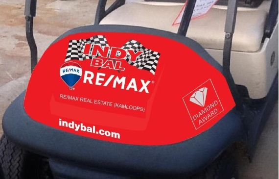 Looks like Indy Bal has a new set of wheels! Check out his Custom golf cart at Tobiano Golf in Kamloops!