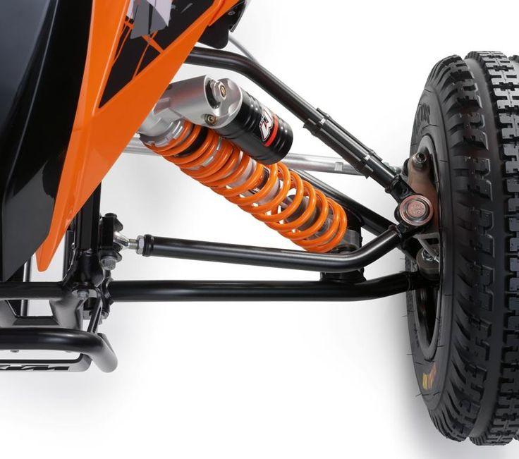 Foto KTM ATV 450 SX