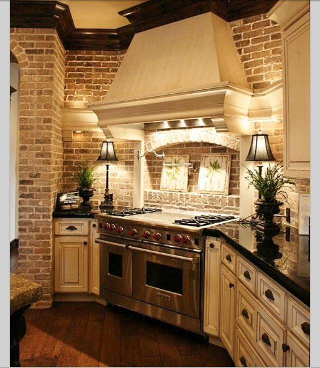 Kitchen With Corner Stove: 32 Best Corner Stove Images On Pinterest