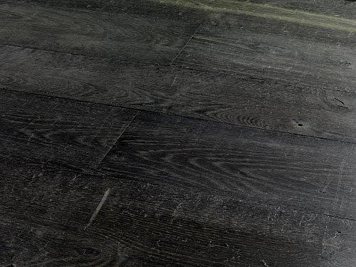 parquet noir sol salle de bain maubuisson pinterest deco and articles. Black Bedroom Furniture Sets. Home Design Ideas
