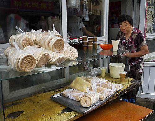 Breakfast Breads, Dalian, Liaoning Province, China.   par pedro lastra