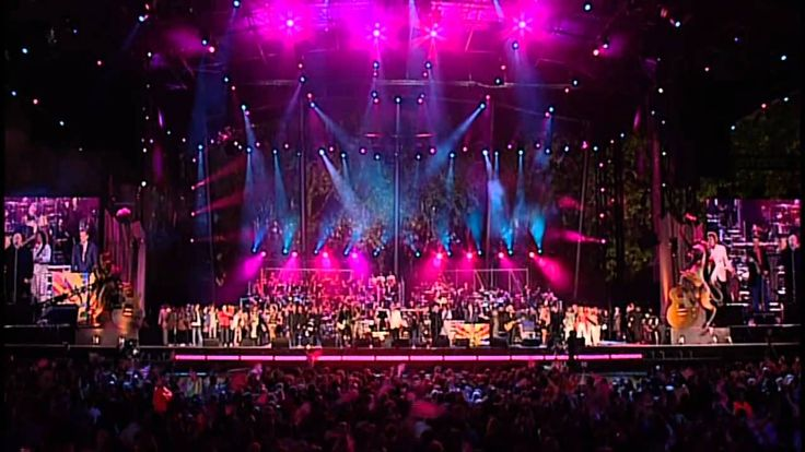Paul McCartney, Joe Cocker, Eric Clapton & Rod Stewart - All You Need Is...
