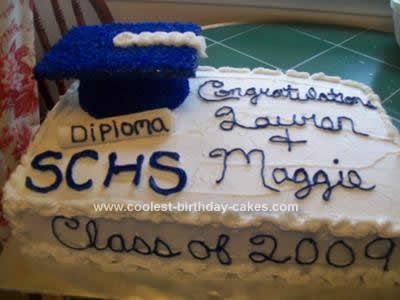 Homemade Graduation Sheet Cakes 175 best images...