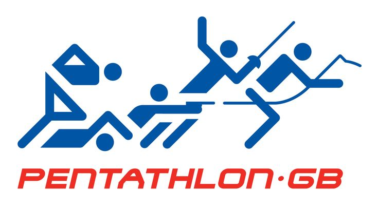 Modern Pentathlon local sport contact logo