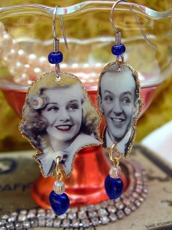 ginger rogers and fred astaire <3